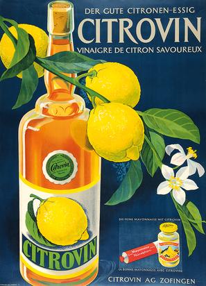 Citrovin - Der gute Citronen-Essig