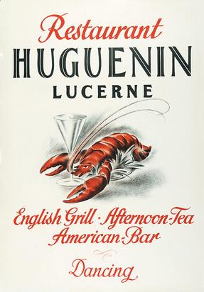 Restaurant Huguenin Lucerne