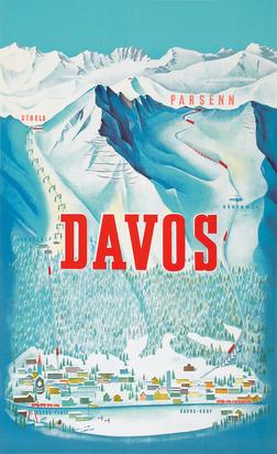Bosshard Arnold, Davos