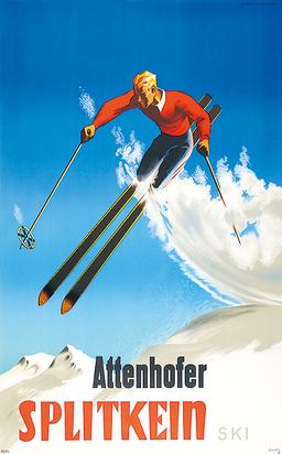 Myres & Damsleth, Attenhofer Splitkein Ski