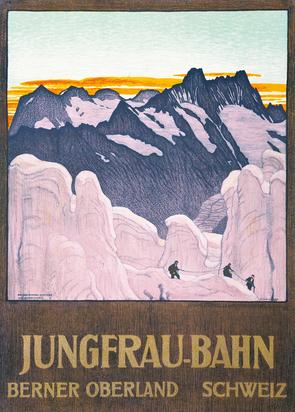 Jungfrau-Bahn - Berner Oberland