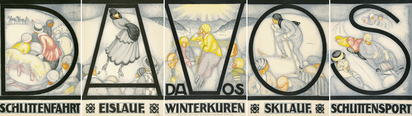Mangold Burkhard, DAVOS