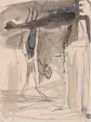 Anzinger Siegfried, Untitled