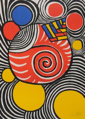 Calder Alexander, Clown