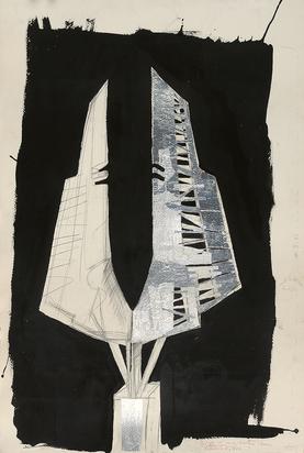 Crippa Roberto, Progetto per una scultura