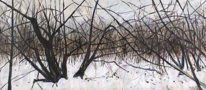 Moser Wilfrid, Die Winterreise II