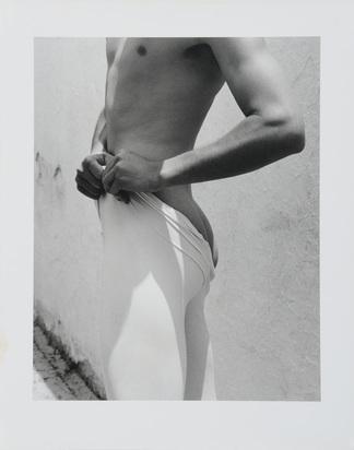 Afanador Ruven, 2 photographs: Noel Pardo, Bogotá, 2000; Cristobal Pardo, Bogotá