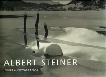 Steiner Albert, Catalogue Raisonné. Peter Pfrunder, Beat Stutzer. L'opera fotografica