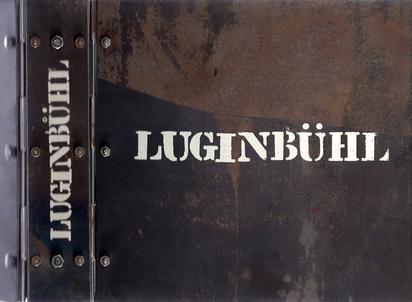 Luginbühl Bernhard, Exhibition catalogue. Kunsthaus Zürich, Bernhard Luginbühl, Plastiken, 29. März - 14. Mai 1972