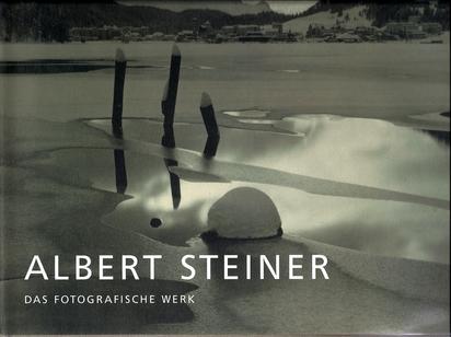 Steiner Albert, Catalogue Raisonné. Peter Pfrunder, Beat Stutzer. Das fotografische Werk