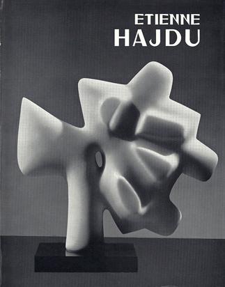 Hajdu Etienne, Catalogue Raisonné. Ionel Jianou. Etienne Hajdu
