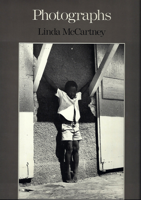 McCartney Linda, Book. Linda McCartney. Photographs