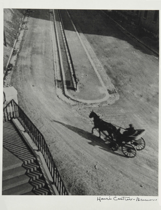 Cartier-Bresson Henri, Marseille