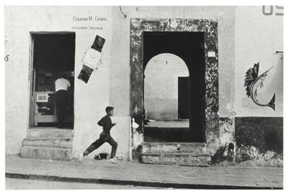 Cartier-Bresson Henri, México