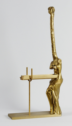 Dalí Salvador, Vénus à la girafe