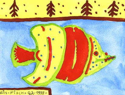 Garber Johann, Ein Fisch