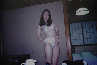 Araki Nobuyoshi, 10 Fotografien: Ohne Titel