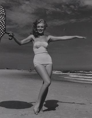 Dienes André de, Marilyn Monroe, Tobey Beach