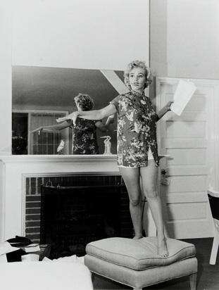 Dienes André de, Marilyn Monroe Acting