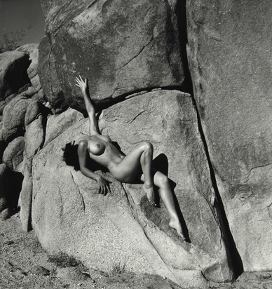Dienes André de, Outdoor Female Nude