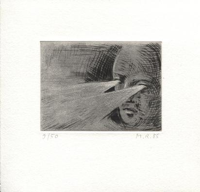 Konvolut, 9 Mappen: Internationale Triennale für Originalgrafik (5)