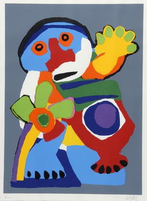 Appel Karel, Untitled