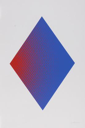 Alviani Getulio, Folder. 8 silkscreens