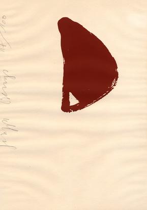 Beuys Joseph, 2 Blätter: Topf; Ufo