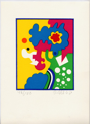 Alt Otmar, Portfolio. Die Kinguine, 1968