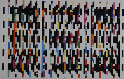 Agam Yaacov, 2 sheets: Composition