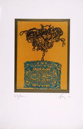 Baj Enrico, Dama, 1971