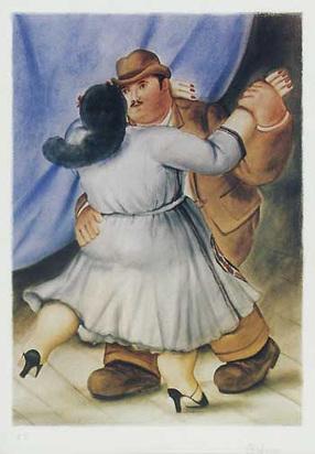 Botero Fernando, Danseurs