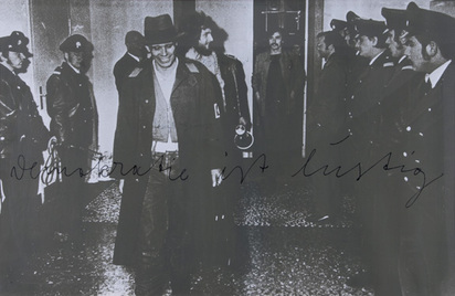 Beuys Joseph, Demokratie ist lustig, 1973