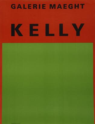 Ausstellungsplakate, 11 posters: E. Chillida (2); S. Frankenthaler; S. Francis; P. Jenckins; E. Kelly (4); A. Rainer; E. Ruscha