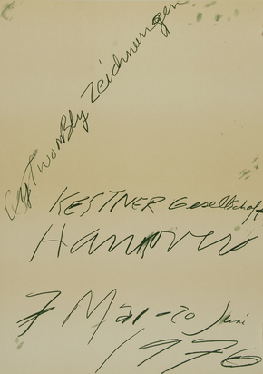 Ausstellungsplakate, 46 posters: A. Derain; F. Gertsch; K. Haring; T. Huber; H. Matisse; J.F. Müller; W. Nauman; W. Newman; N. St. Phalle; C. Twombly; T. Wesselmann etc.