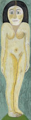 Sekulic Sava, Mädchenakt, 1970's