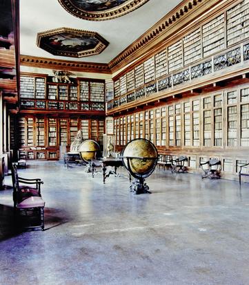 Höfer Candida, Biblioteca Seminario Patriarcale Venezia II