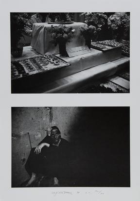 Lüthi Urs, L'artiste est dans la cave