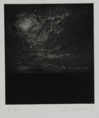 Biberstein Michael, 3 sheets: Untitled, 1992 (2); Untitled, 1994