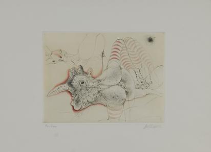 Bellmer Hans, Le coq ou la poule
