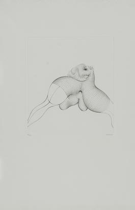 Bellmer Hans, La céphalopode