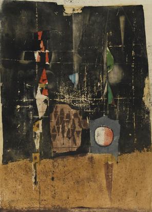 Grafik 20.Jh., 5 sheets: T. Beeri; J. Friedländer; G. Meloni; M. Schaffner; Anonymous
