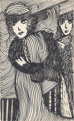 Gill Madge, Two Women