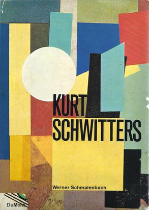 Konvolut, 3 books: Werner Schmalenbach. Kurt Schwitters