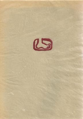 Konvolut, 4 books: Booklet. Hans Arp. Wegweiser