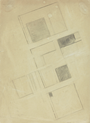 Cahn Marcelle, Dessin (A1)