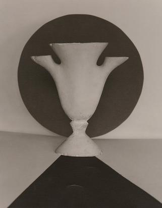 Horst P. Horst, Giacometti Vase II