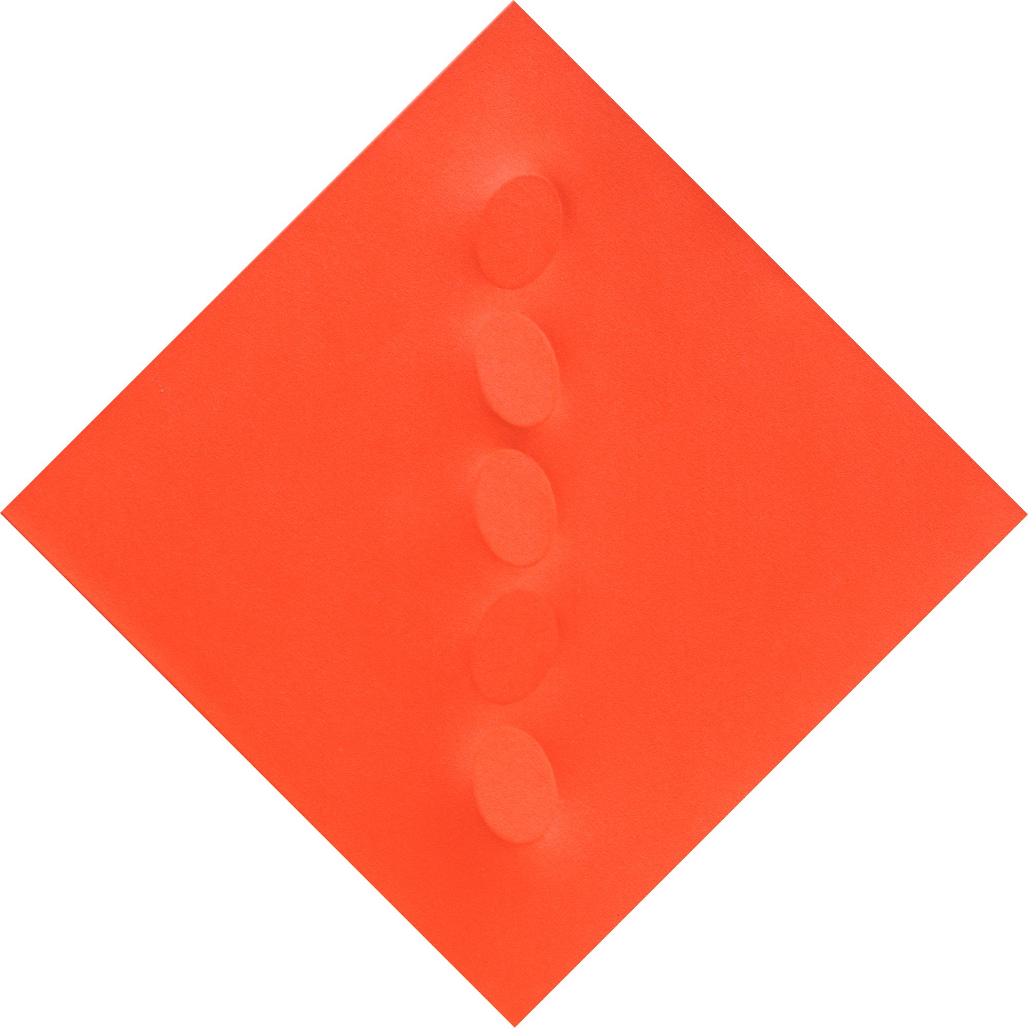Simeti Turi, 5 ovali rossi