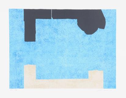 3 sheets: Notte italiana, 1977; Fra il bianco et il nero, 1977; Untitled