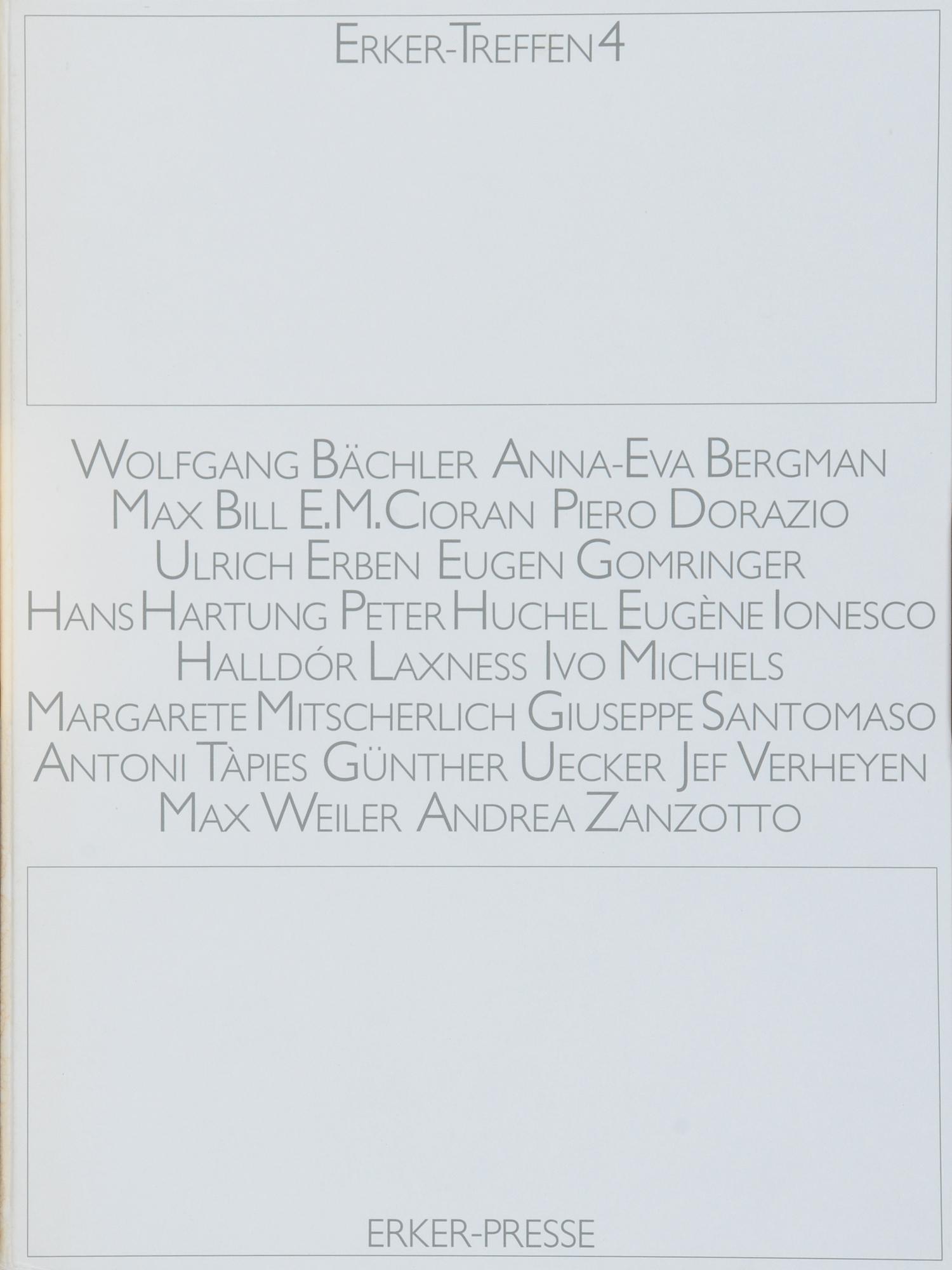 Portfolio, Erker-Treffen 4
